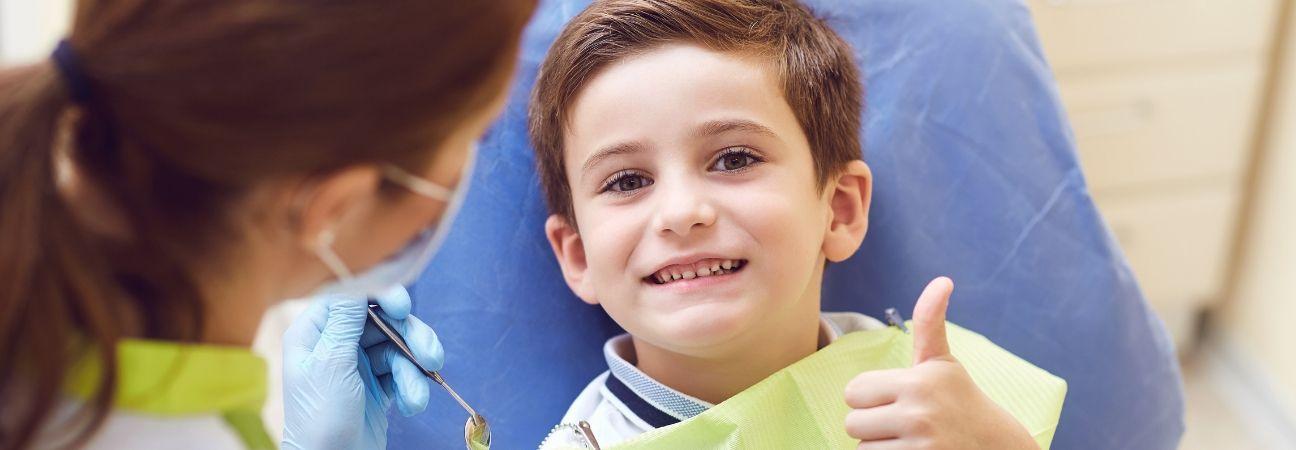 kids dentist Wilson NC