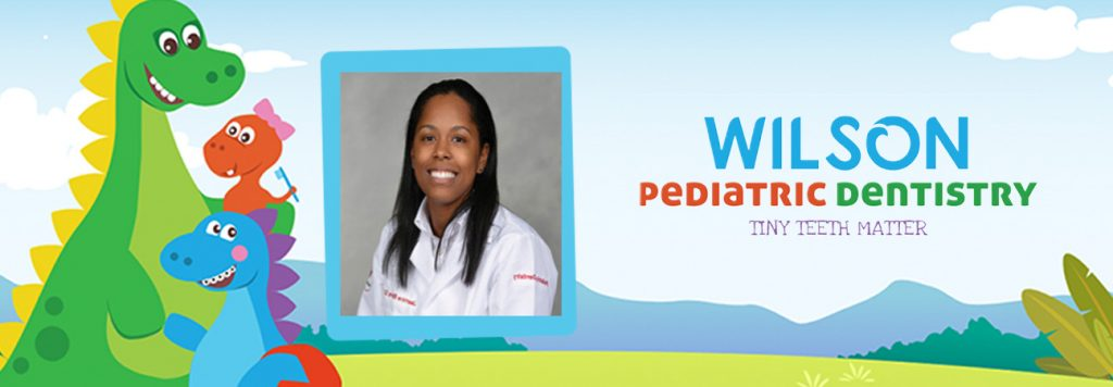 Dr. Jasmine Elmore staff photo Wilson Pediatric Dentistry NC